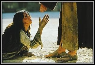 Jesucristo y María Magdalena