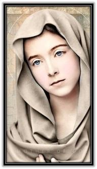 María belleza infinita