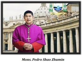 Mons. Pedro Shao Zhumin