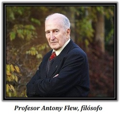 Profesor Antony Flew, filósofo