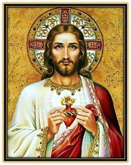 Sagrado Corazón de Jesús - Majestuoso