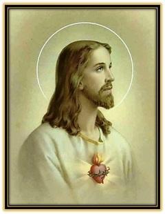 Sagrado Corazón de Jesús - perfil