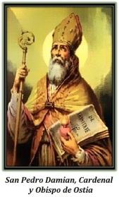 San Pedro Damian, Cardenal y Obispo de Ostia
