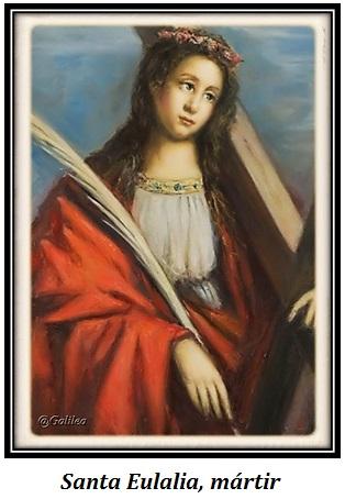 Santa Eulalia - Mártir