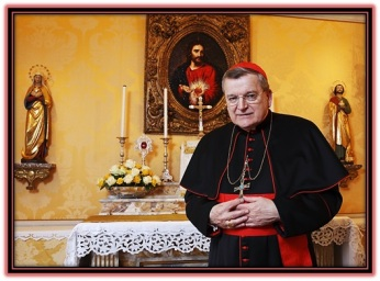 Cardenal Leo Burke