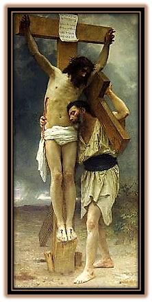 Cristo ayudame a llevar mi cruz