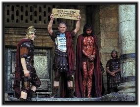 Jesús - Pilatos