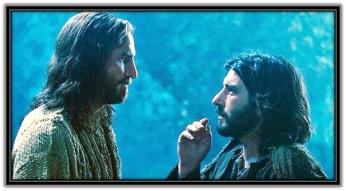 Jesucristo y Judas