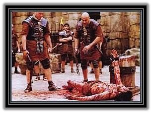 La flagelación de Jesucristo