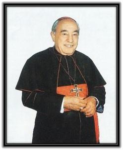 Cardenal D. José Mª Bueno Monreal