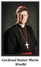 Cardenal Rainer Maria Woelki