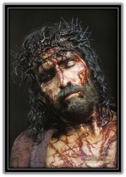 Jesús azotado y coronado de espinas