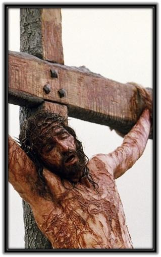 Jesús Crucificado muerto