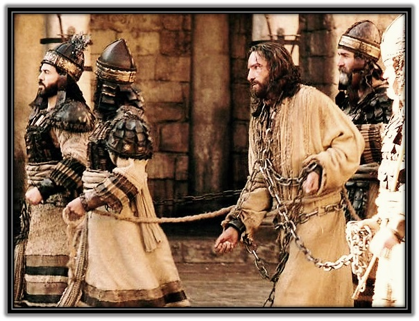 Jesús ante Anás y Caifás | Contracorriente