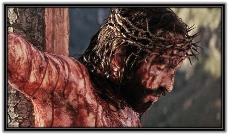 Jesús muerto en Cruz