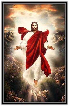 Jesús Resucitado asciende a los Cielos