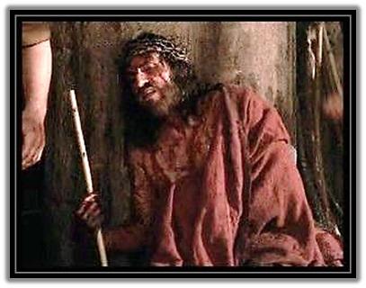 Jesús tratado como loco
