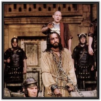 Jesús y Pilato