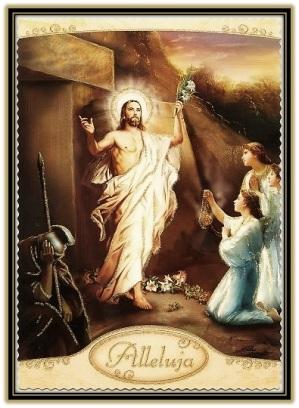 Resurección de Jesús