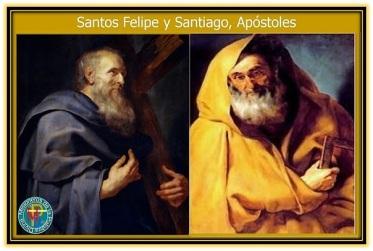 San Felipe y Santiago - Apóstoles (1)