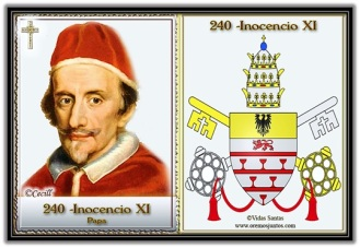 Beato Papa Inocencio XI