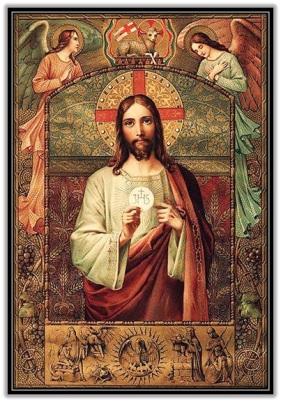 Jesús - Eucaristía