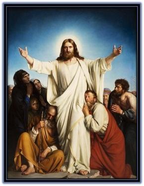 Jesús Resucitado y aparición