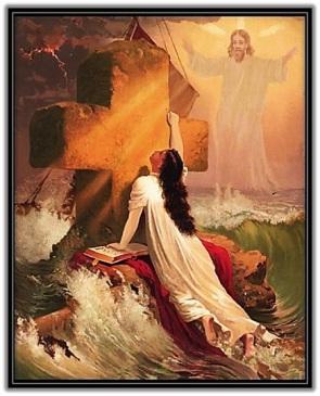 La Cruz es la salvación