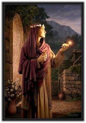 La Virgen que espera al Señor