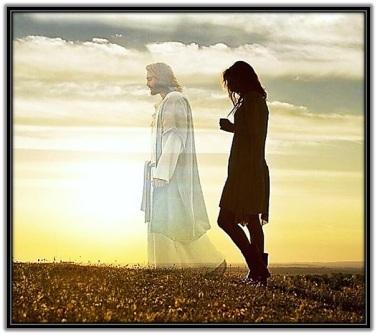 Jesús siempre está junto a tí