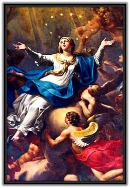 María Asciende a los cielos