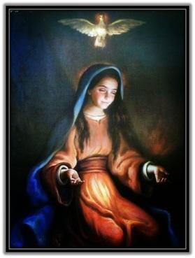 María y Espíritu Santo