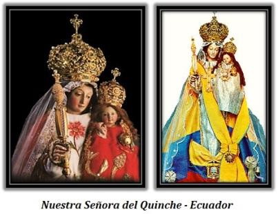 Nuestra Señora del Quinche - Ecuador