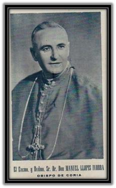 Obispo Manuel Llopis Ivorra