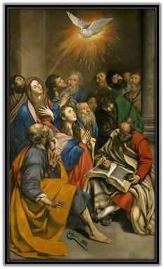 Pentecostés y Espiritu Santo