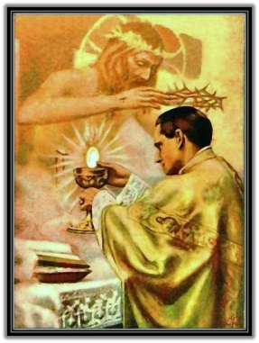 Sacerdote Consagrando