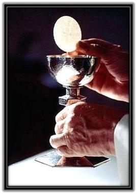 Sacerdote - Cuerpo y Sangre de Cristo
