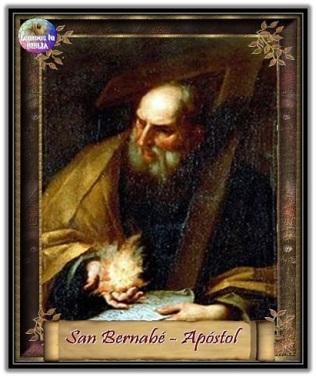 San Bernabé - Apóstol