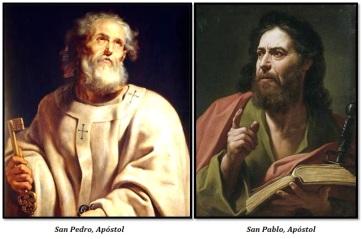 San Pedro, Apóstol y San Pablo, Apóstol