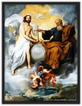 Santísima Trinidad - Ángeles