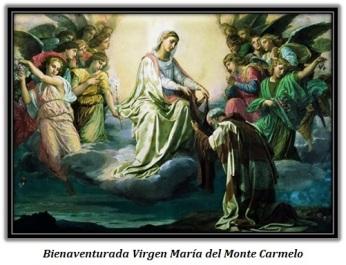 Bienaventurada Virgen María del Monte Carmelo