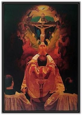 Consagración del Cuerpo de Cristo y Cielo abierto