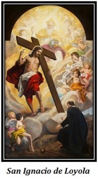 San Ignacio de Loyola - (visión)