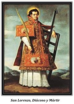 San Lorenzo - Diácono y Mártir (2)