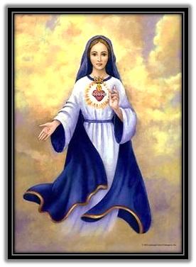 Corazón de María - De Niña