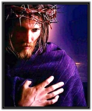 Imagen Jesús coronado de espinas