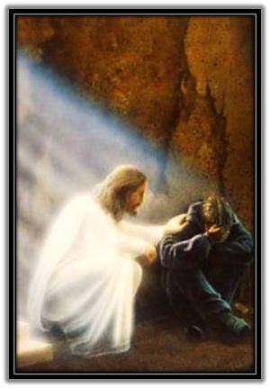 Jesús en la desolación
