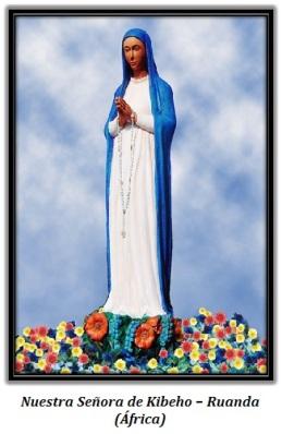 Nuestra Señora de Kibeho – Ruanda (África)