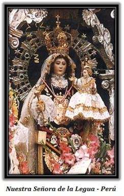 Nuestra Señora de la Legua - Perú