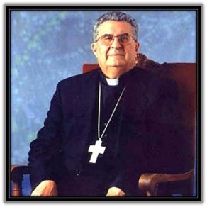 Obispo Gabino Díaz Merchán